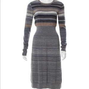 Marc Jacobs striped sweater dress-Size S